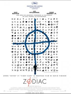 sortie dvd  Zodiac