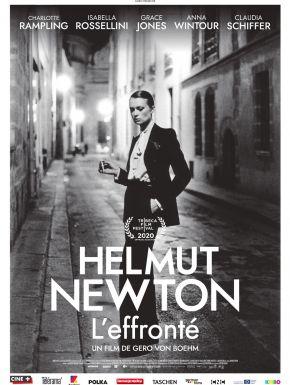 Jaquette dvd Helmut Newton, L'effronté