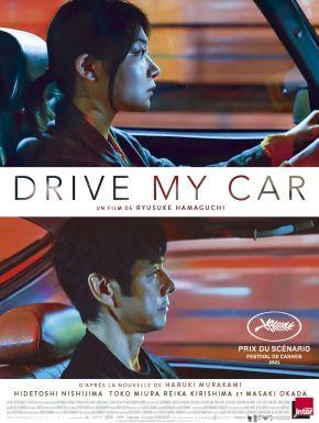 Jaquette dvd Drive My Car