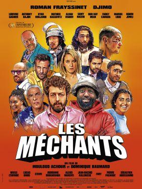 Jaquette dvd Les Méchants