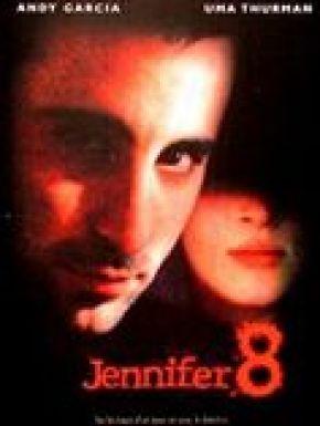 Jaquette dvd Jennifer 8