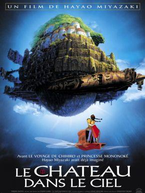 Jaquette dvd Le Château Dans Le Ciel