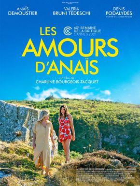 Jaquette dvd Les Amours D'Anaïs