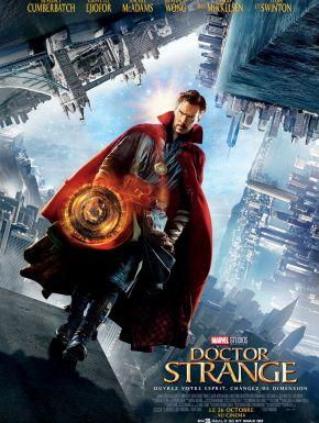 Jaquette dvd Doctor Strange