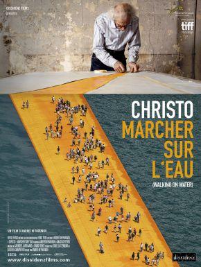 Jaquette dvd Christo : Marcher Sur L'eau