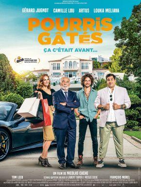 Jaquette dvd Pourris Gâtés