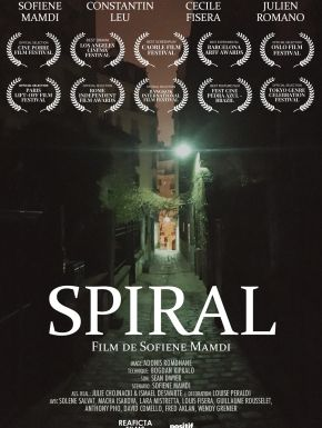 Jaquette dvd Spiral