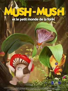 Jaquette dvd Mush-Mush Et Le Petit Monde De La Forêt