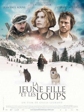 Jaquette dvd La Jeune Fille Et Les Loups
