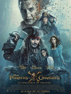 DVD Pirates Des Caraïbes : La Vengeance De Salazar