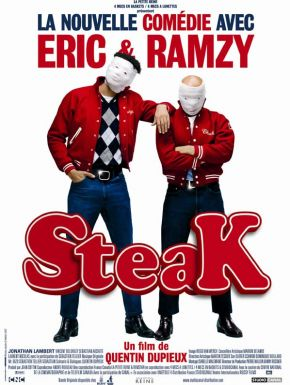 DVD Steak