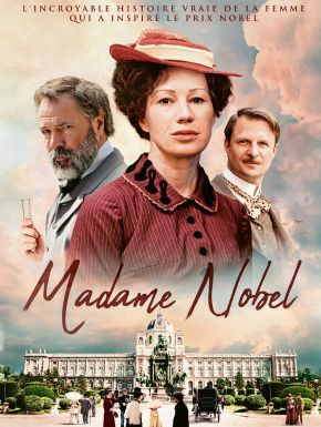 Jaquette dvd Madame Nobel