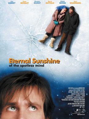Jaquette dvd Eternal Sunshine Of The Spotless Mind