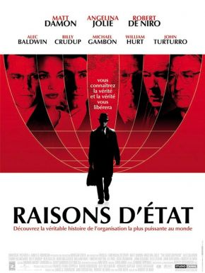 DVD Raisons d'Etat