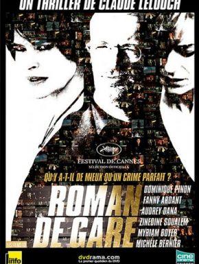 DVD Roman de gare