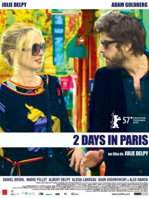 sortie dvd	  2 Days In Paris