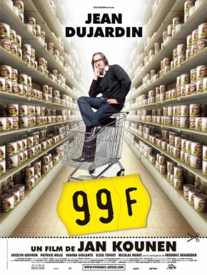 99 Francs DVD et Blu-Ray