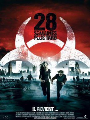Sortie DVD 28 semaines plus tard