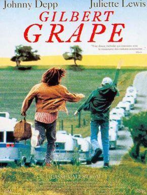 Jaquette dvd Gilbert Grape