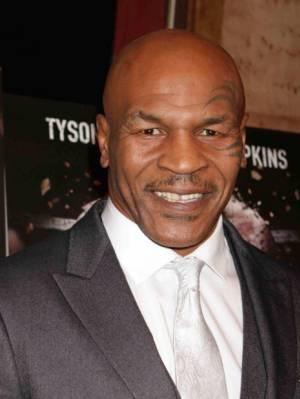 DVD Mike Tyson