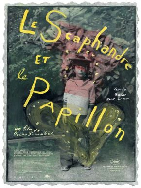Le Scaphandre Et Le Papillon DVD et Blu-Ray