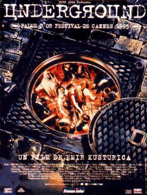Underground DVD et Blu-Ray