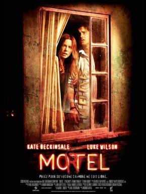 Jaquette dvd Motel