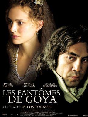 DVD Les Fantômes de Goya