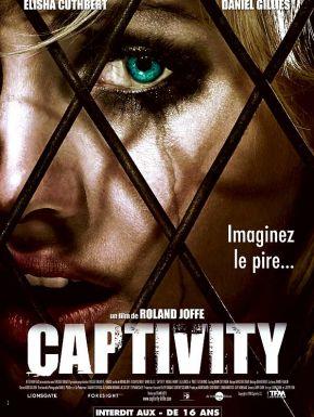 Captivity DVD et Blu-Ray
