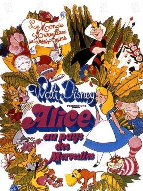 DVD Alice Au Pays Des Merveilles