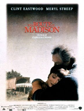 DVD Sur La Route De Madison