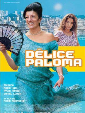 Jaquette dvd Délice Paloma