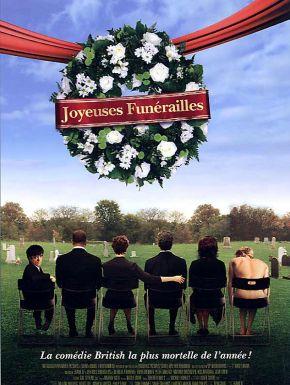 Sortie DVD Joyeuses Funérailles
