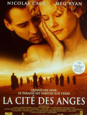 Jaquette dvd La Cité Des Anges