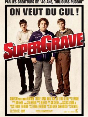 SuperGrave DVD et Blu-Ray