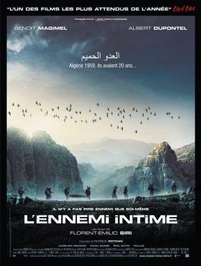 Jaquette dvd L'Ennemi Intime