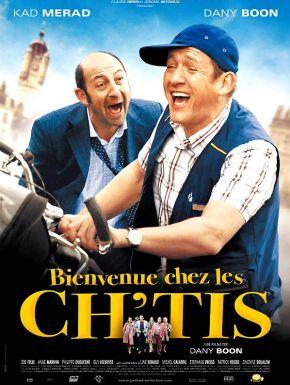 Jaquette dvd Bienvenue Chez Les Chtis