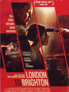 London to Brighton DVD et Blu-Ray