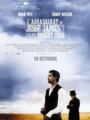 Sortie DVD L'Assassinat de Jesse James par le lache Robert Ford