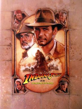 Sortie DVD Indiana Jones Et La Dernière Croisade