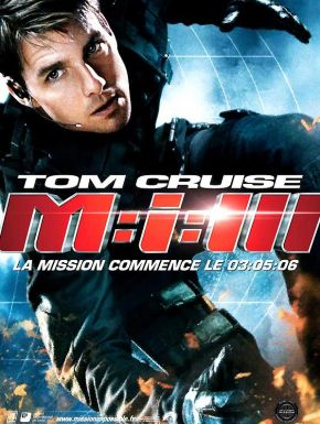 DVD Mission Impossible 3