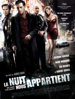 DVD La Nuit nous appartient