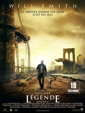 DVD Je Suis Une Légende