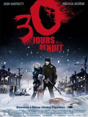 Sortie DVD 30 Jours De Nuit