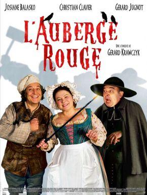 sortie dvd  L'Auberge rouge