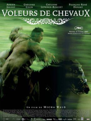 Jaquette dvd Voleurs de chevaux