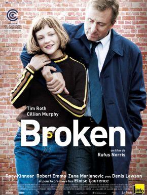 Sortie DVD Broken