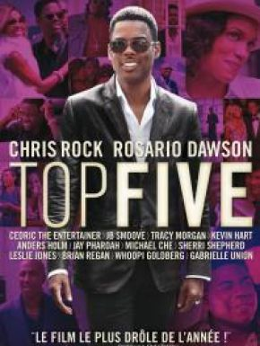 Sortie DVD Top Five