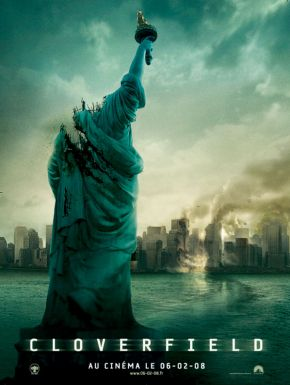 Cloverfield DVD et Blu-Ray
