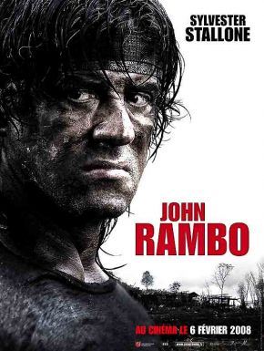sortie dvd  John Rambo